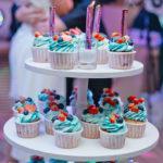 Отзыв Дарья капкейки свадебные