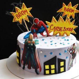 Торт для героя