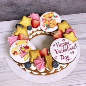 Торт на 14 февраля на заказ в СПб