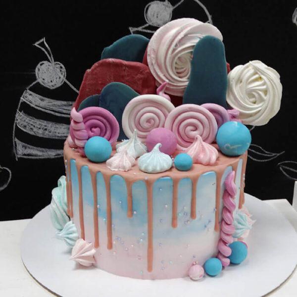 Торт гендерный на определение пола