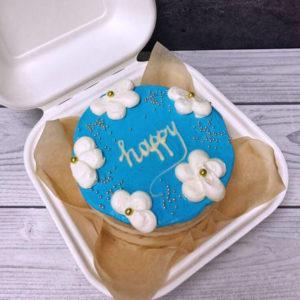 Бенто торт Happy