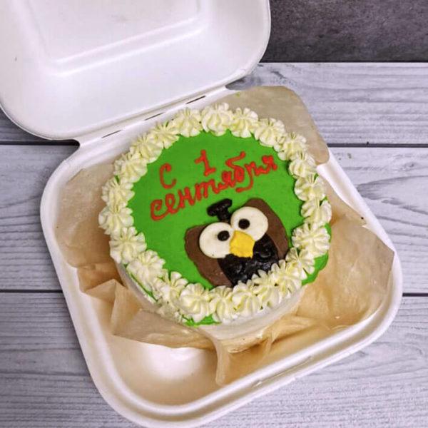 Бенто торт с 1 сентября