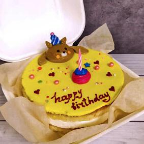 Бенто торт с мишкой