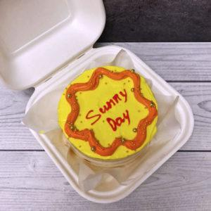 Бенто торт Sanny day