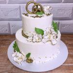 Отзыв Анна свадебный кремовый