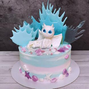 Торт Дневная Фурия
