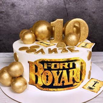 Торт Форт Боярд
