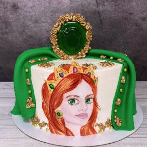 Торт Великолепный век