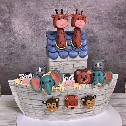 Торт ковчег