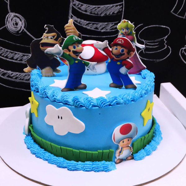 Торт марио