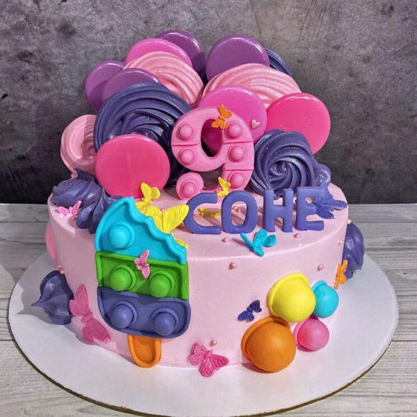 Торт попит на день рождения